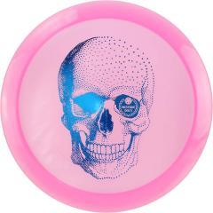 Westside Discs Vip-X Stag -Happy Skull-, pinkki