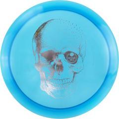 Westside Discs Vip-X Stag -Happy Skull-, sininen