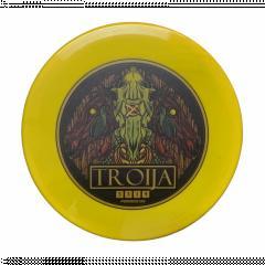 Prodiscus Ultrium Troija -Halloween-, keltainen