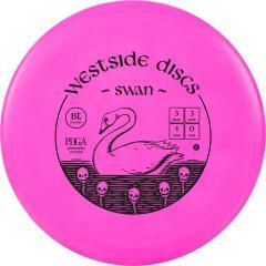 Westside Discs BT Medium Swan, pinkki