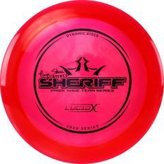 Dynamic Discs Lucid-X Paige Shue Sheriff 2020