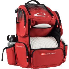 Latitude Dg Luxury bag E4, punainen