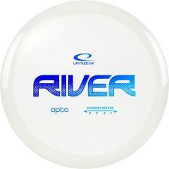 Latitude 64 Opto River, valkoinen